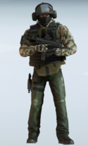 Bandit Splittermuster Uniform