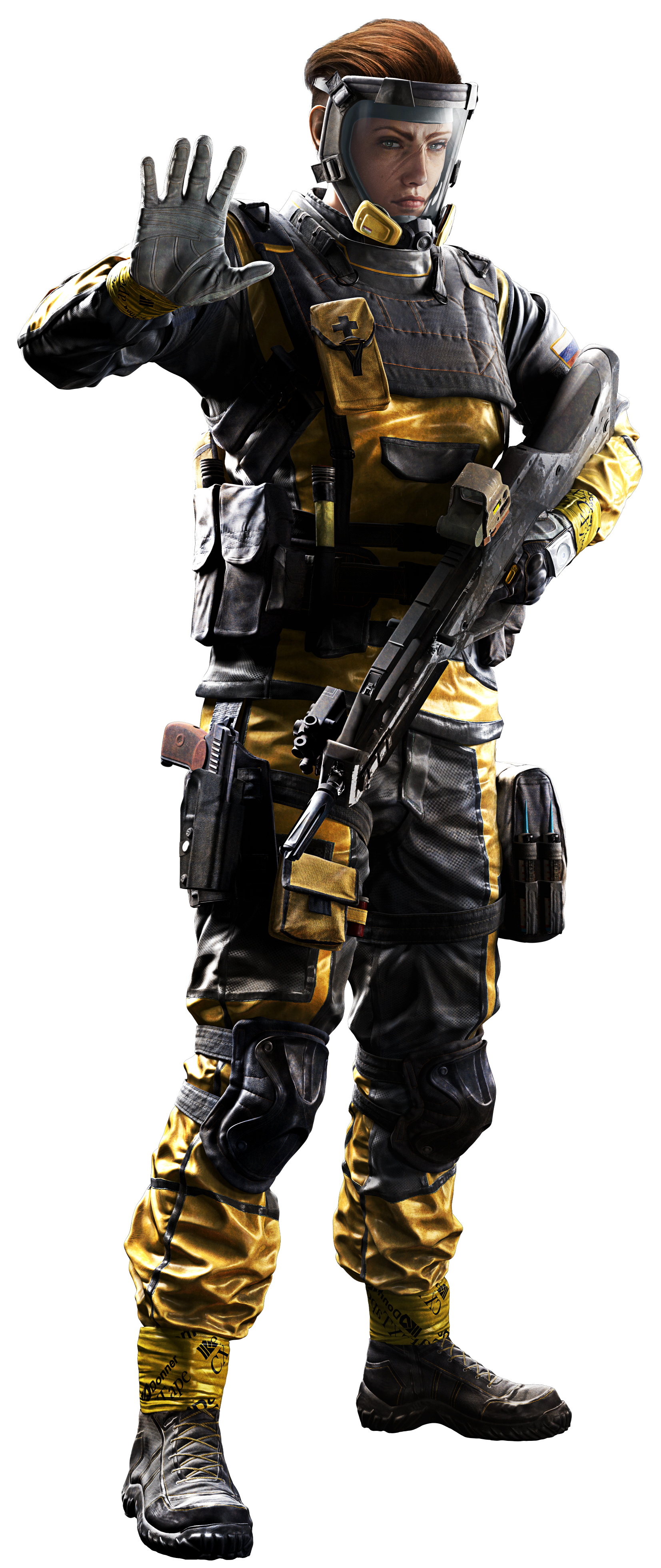 Finka | Rainbow Six Wiki | FANDOM powered by Wikia