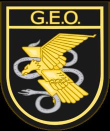 G.E.O logo