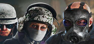 Headgear Bundle - Black Ice