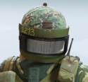 Tachanaka K63 Headgear