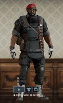 Maestro Front Leader Uniform