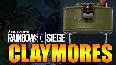 Rainbow Six Siege - In Depth- CLAYMORES