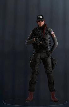 Ash - G36C (Velvet Shell)