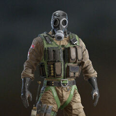 SAS Chemical Warfare