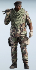 Maverick Shaded Shrub Uniform