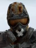 Mute Scorched Headgear