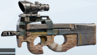No Man's Land Weapon Skin