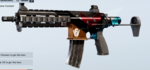 Signature Six 20 Weapon Skin