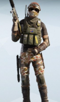 Mozzie Outback Uniform