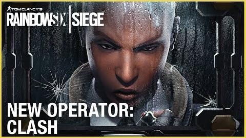 Rainbow Six Siege Operation Grim Sky - Clash Trailer Ubisoft NA