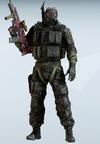 Sledge Furtive Marsh Uniform