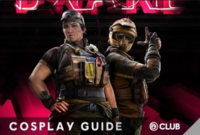 Cosplay guide Operation Burnt Horizon
