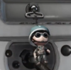 Elite Thermite Chibi Charm