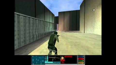 Tom Clancy's Rainbow Six MP5 A2-0