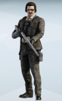 Warden Nova Cluster Uniform