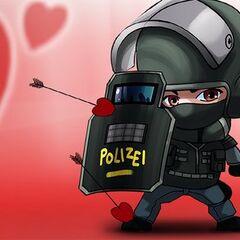 Offical Valentine's Day art of Blitz