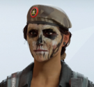 Caveira Skull Cracker Headgear