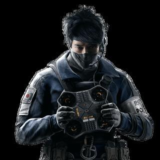 Echo (In-game artwork)