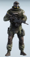 Lion Marshland Uniform