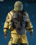 Tachanka Decon Uniform