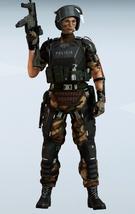 Mira Tierra Yerma Uniform
