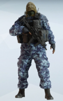 Kapkan Gorodskoy Uniform