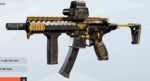 Mission Blacksmith MPX Skin