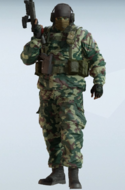 Glaz Russian Taiga Uniform
