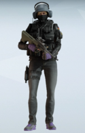 IQ Nightshade Uniform