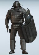 Montagne Bitumen Uniform