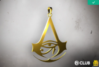 AC Origins Charm Reward