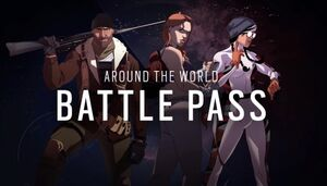Around The World Battlepass