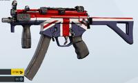 Union Jack MP5K Skin
