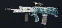 Black Ice L85A2 Skin