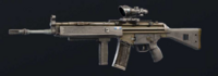 Maggie's Resolve AR33 Skin