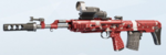 Glaz's Gift Weapon Skin