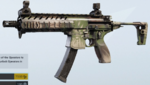 Marine Jungle MPX Skin