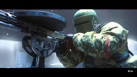 Rainbow Six Siege - Tachanka's Operator Video