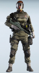 Finka Marshland Uniform