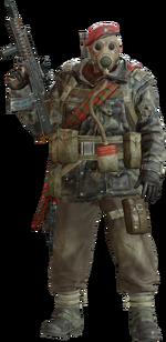 Sledge L Detachment Uniform