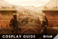 Cosplay guide Operation Wind Bastion