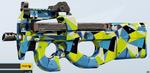 Iceman P90 Skin