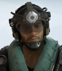 Jackal Default Headgear
