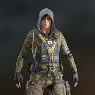S.A.T. Paratrooper