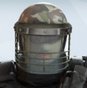 Montagne CE Woodland Headgear