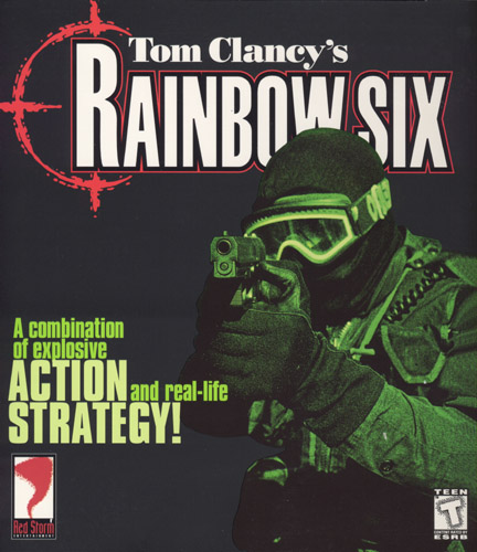 literary analysis of the book rainbow six by tom clancy Clancy's most successful video games are based on the rainbow six and ghost recon novels  tom clancy's other book series include: ops center, net force, net .