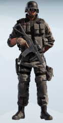 Thermite Concrete Directive Uniform