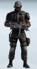 Castle Default Uniform