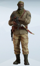 Kaid Default Uniform